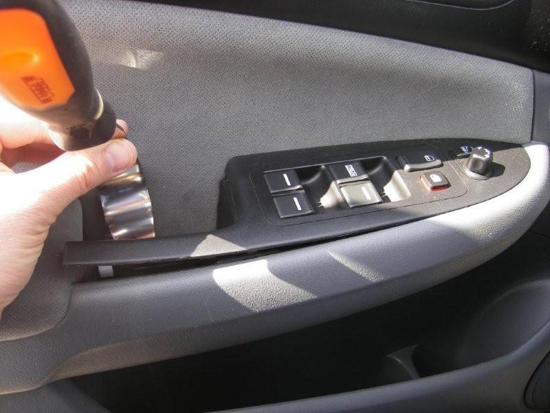 Diy Front Door Panel Removal With Pics 7th Gen Sedan Drive Accord Honda Forums