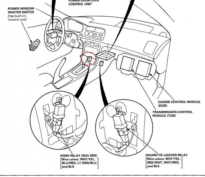 honda civic horn wiring diagram honda image wiring 1998 honda civic horn wiring diagram wiring diagram and on honda civic horn wiring diagram