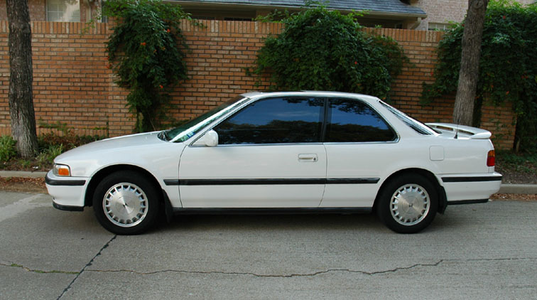 1991 Accord Ex Coupe  The most Dependable Longest Lasting Car