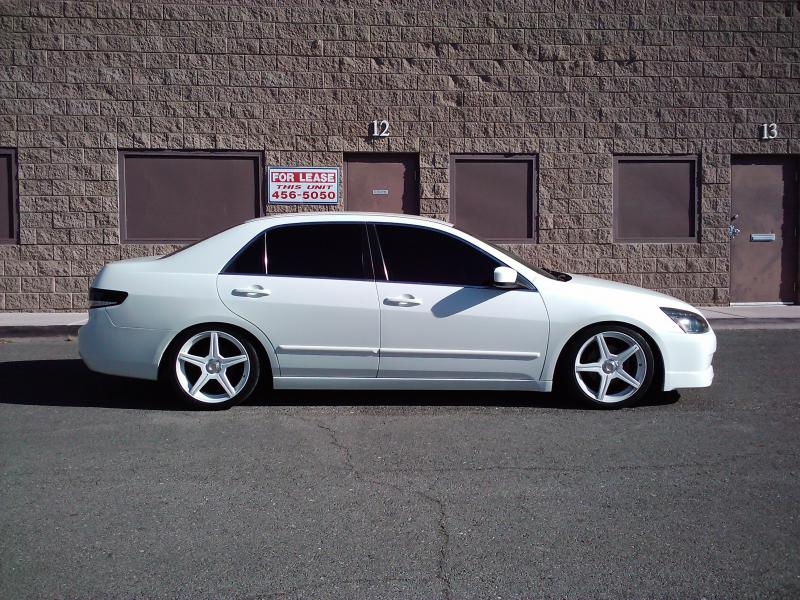 Anyone Slammed Drive Accord Honda Forums