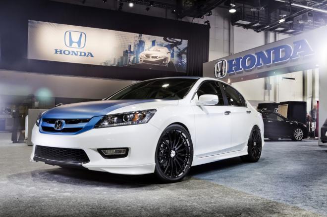 Accord Wheels at SEMA  Drive Accord Honda Forums