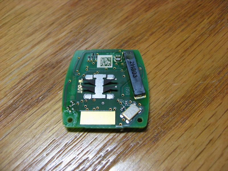 8th Gen Accord Immobilizer Chip? - Drive Accord Honda Forums