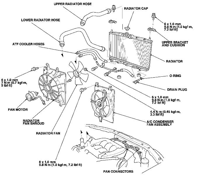 Amusing 2005 Honda Accord V6 Wiring Diagram Contemporary - Best ...
