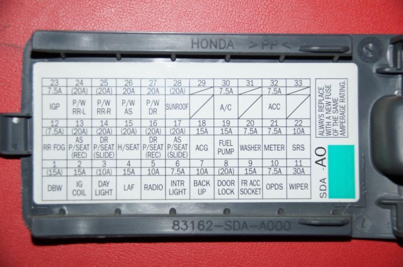 2009 honda crv fuse box diagram power outlet 2009 bmw e90