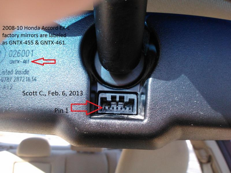 diy how to install 08 10 ex l autodimming automatic day night attached images