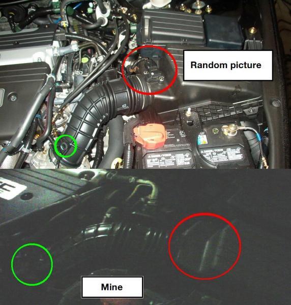 No Maf Sensor Drive Accord Honda Forumsrhdriveaccord: 2000 Honda Civic Air Intake Sensor Location At Gmaili.net