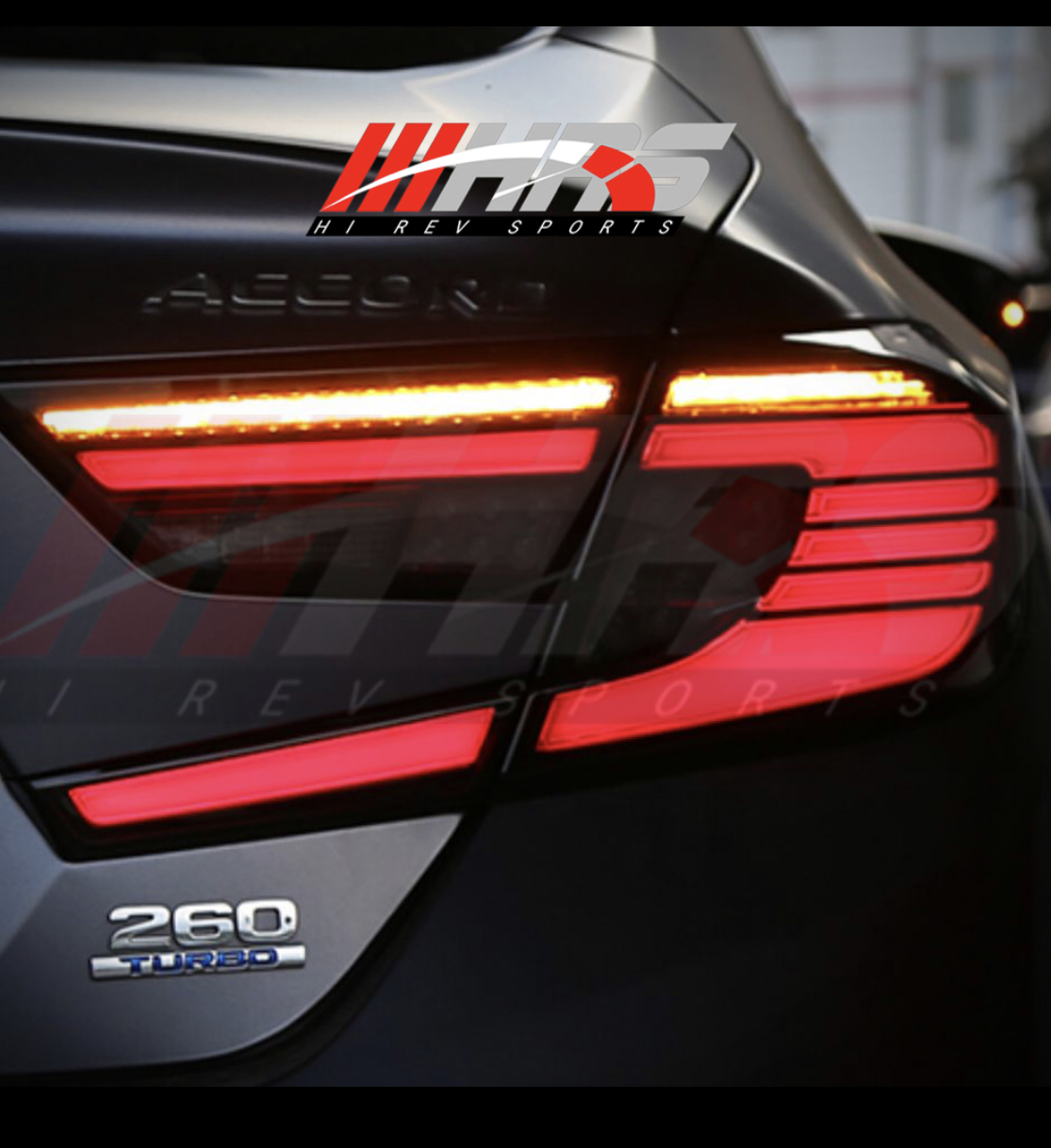 Anyone Have These Led Tail Lights Will Smoked Tail Lights Be A Problem With Police Drive Accord Honda Forums