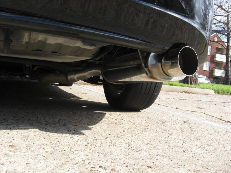 MagnaFlow 14818 Exhaust Muffler