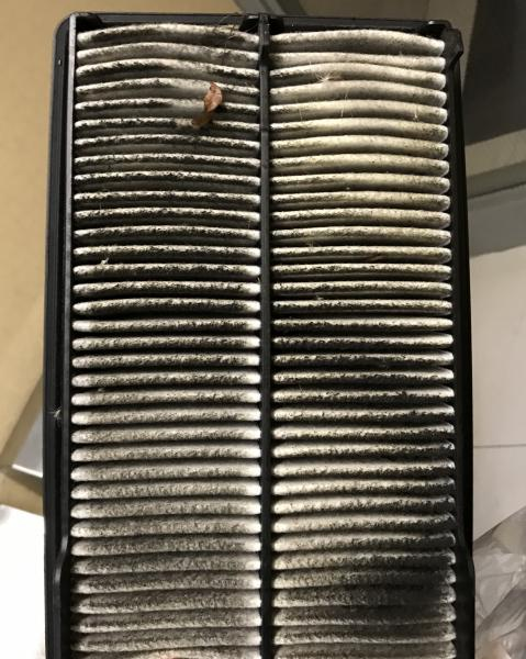 Engine Air Filter | Drive Accord Honda Forums on