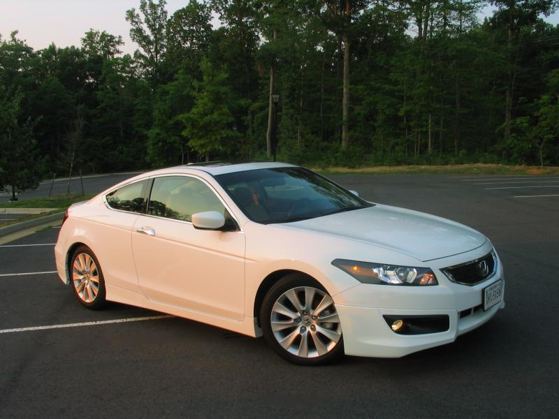 2008 EXL Coupe  Drive Accord Honda Forums