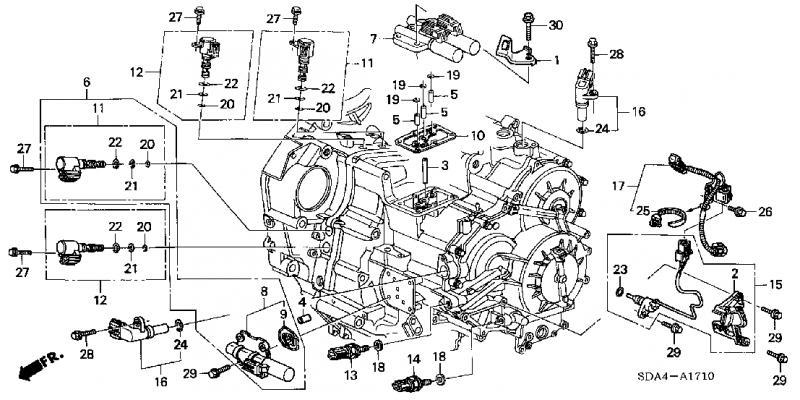 Honda pilot transmission shudder fix