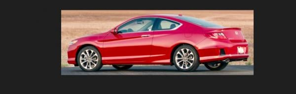 Showcase cover image for 2014 Accord Coupe