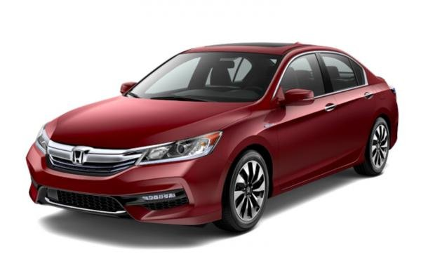 Showcase cover image for Accord Hybrid