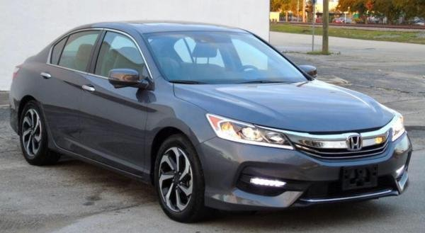 Showcase cover image for bhuter24's 2016 Honda Accord