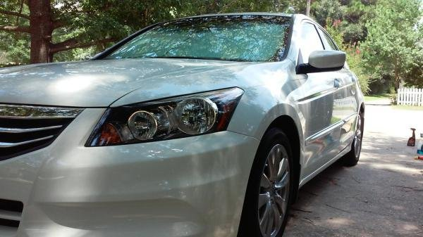 Showcase cover image for greg24's 2012 Honda Accord