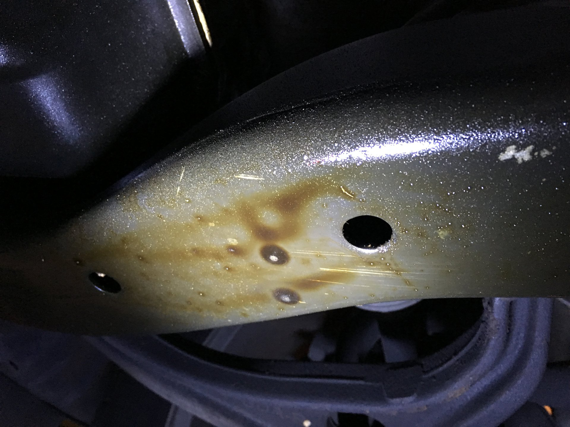 Oil leak from passenger side - 2005 Accord 2 4L MT | Drive