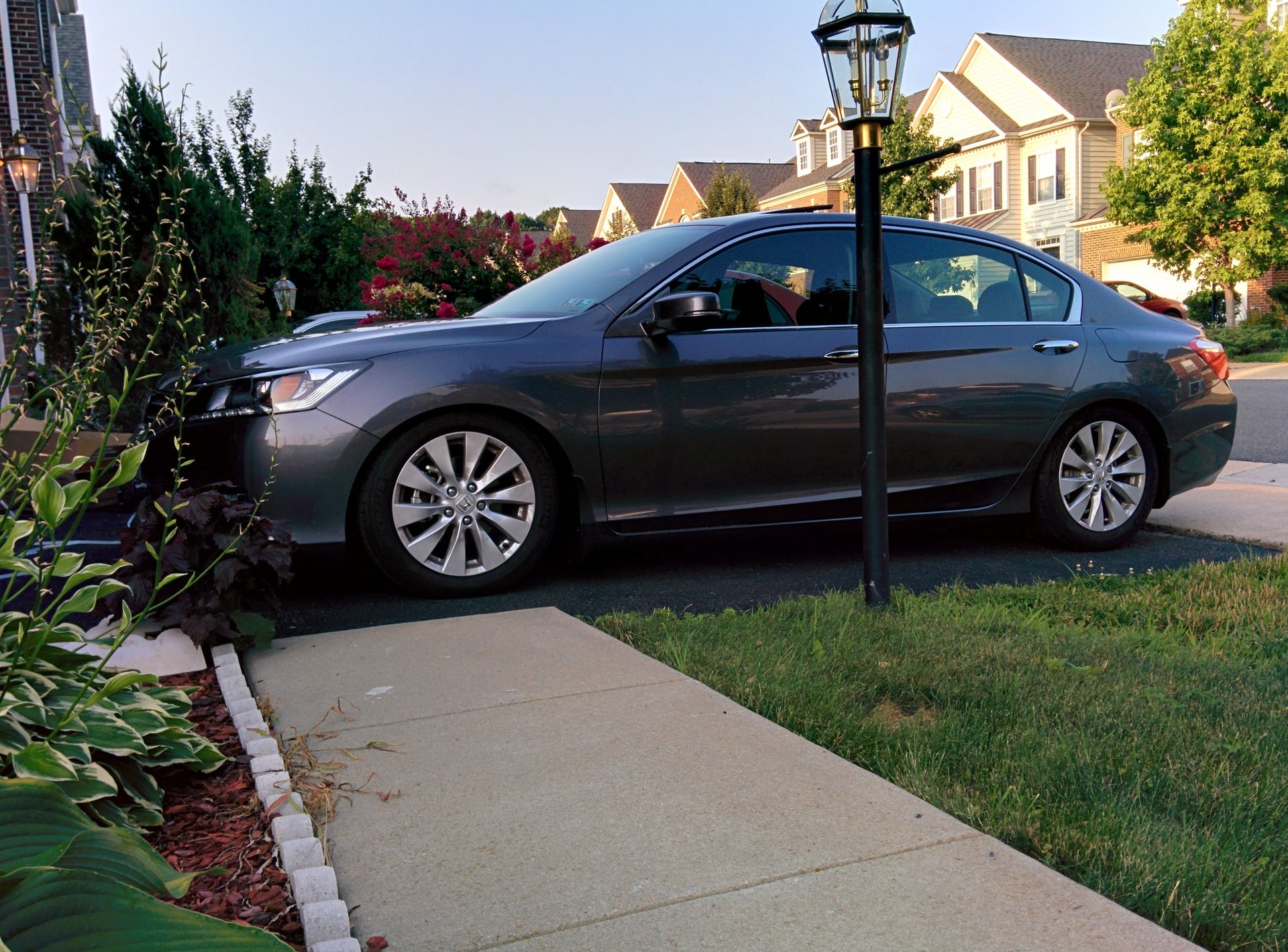 Coilover Install Writeup | Drive Accord Honda Forums