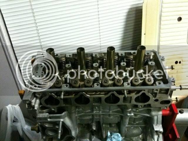 K24a4 Turbo Kit