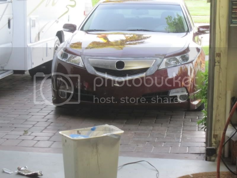 Acura TL 2010, Major Grille Modification, NEX!! | Drive