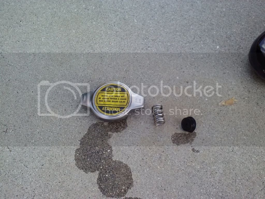 Slow Coolant Leak | Drive Accord Honda Forums