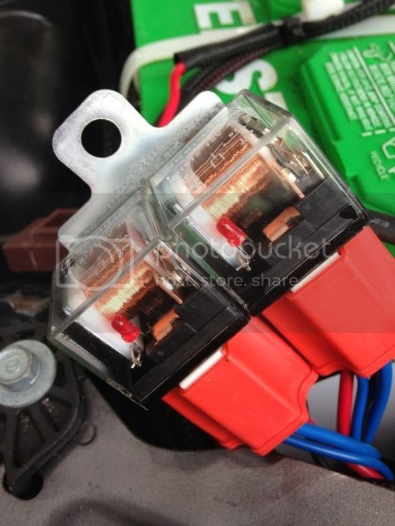 Should you use a relay with HID kits? | Drive Accord Honda Forums on