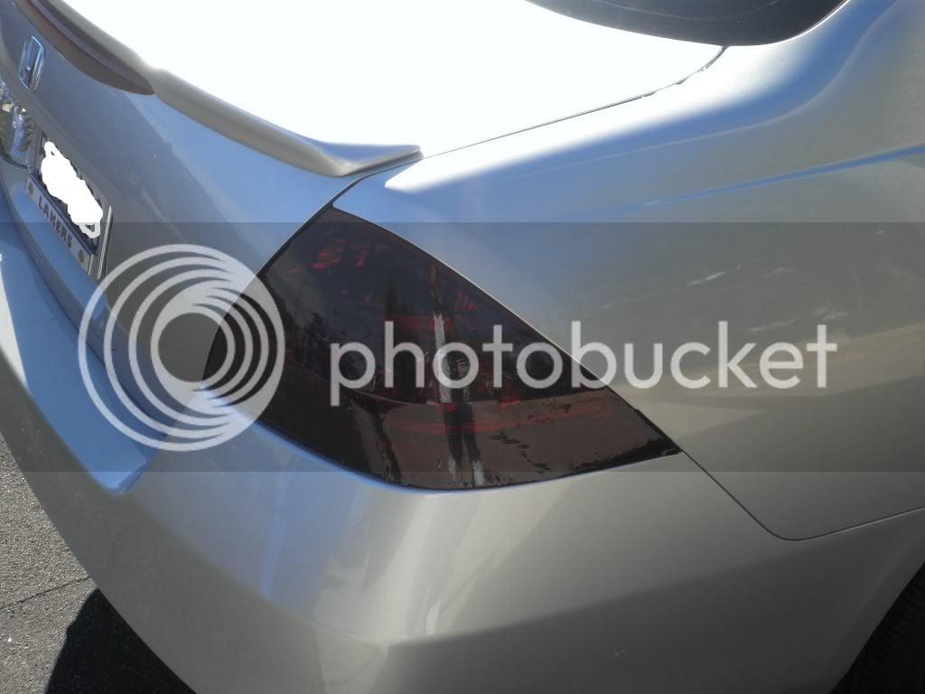 Lamin-X Tail Light Protective Film/Tint | Drive Accord Honda