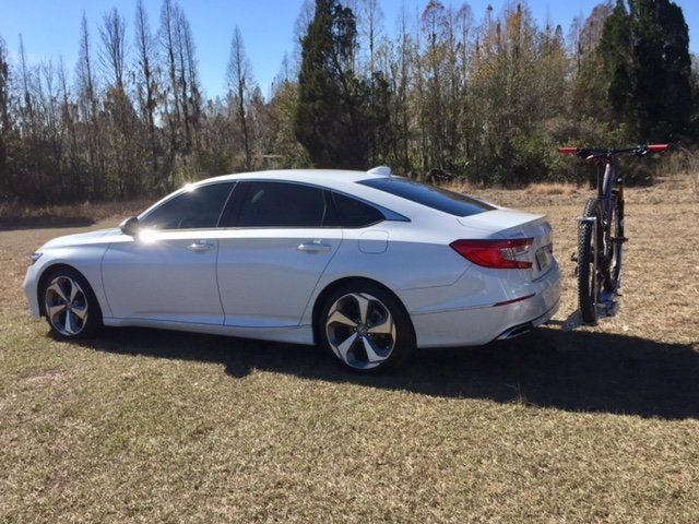 Bike rack options? | Drive Accord Honda Forums