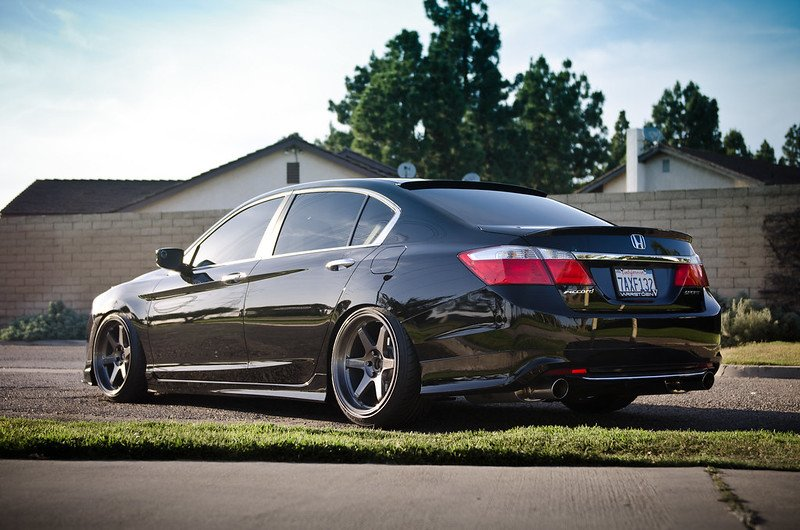 9Th Gen Accord >> Looking For Pics With Te37 On 9th Gen Sedan Drive Accord