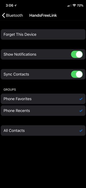 Phone Contacts Not Syncing Correctly With Car | Drive Accord Honda