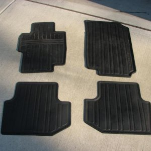 Accord Floor Matts 106